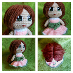 Millie the Chibi Doll