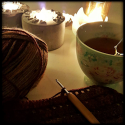 Tea Time Crochet