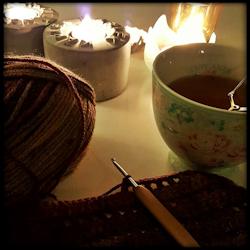 Tea Time Crochet