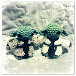 Star Wars: Lucy's Yoda