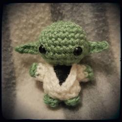 Star Wars: Vivianne's Yoda
