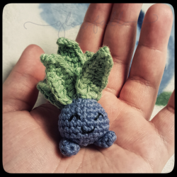 Pokémon: Oddish (take 2)